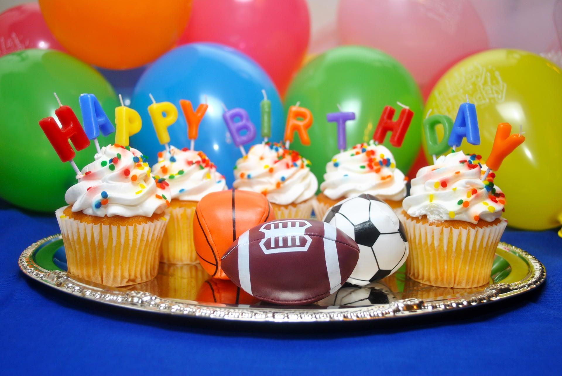 Happy Birthday Sports